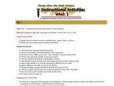 Moving Along With Simple Machines: Introduction Lesson Plan