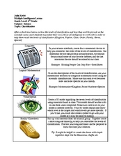 Multiple Intelligences Lesson Plan