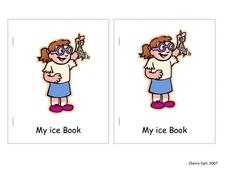 My ice Book Lesson Plan