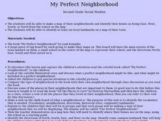 My Perfect Neighborhood Lesson Plan