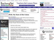 My State of the Union Lesson Plan