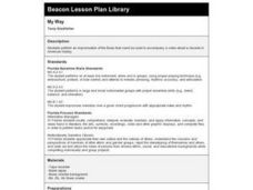 My Way Lesson Plan