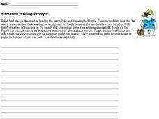 topics for narrative essays