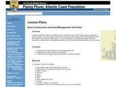 Nest Construction and Area Management Activities Lesson Plan