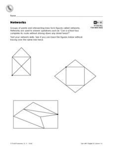 Networks Worksheet