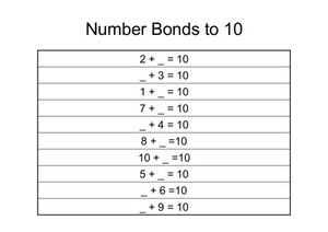 Number Bonds To 20 Worksheets Free K5 Education Resources