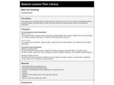 Nuts for Counting Lesson Plan