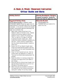 Officer Buckle And Gloria Lesson Plan