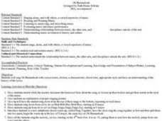 Choir Lesson Plans & Worksheets Reviewed by Teachers
