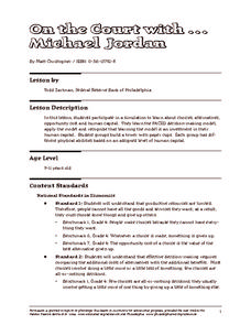 Printables Choices And Consequences Worksheet choices and consequences lesson plans worksheets on the court with michael jordan plan