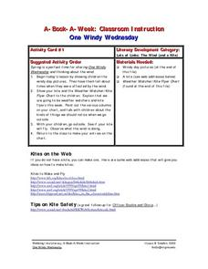 One Windy Wednesday Lesson Plan