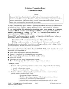 5 paragraph persuasive essay lesson plans Title - how 'bout a little persuasionby - brittany lprimary subject - language artsgrade level - 5-8summary and rationale:in this unit, students will learn.