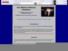 Our Nation's Natural Disasters Lesson Plan
