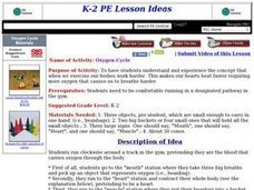 Oxygen Cycle Lesson Plan