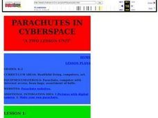 PARACHUTES IN CYBERSPACE Lesson Plan