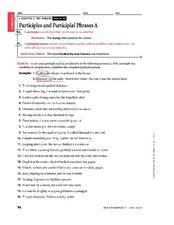 Noun Phrases Worksheets 7th Grade | Free Printable Math Worksheets ...