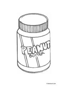 Peanut Butter Worksheet
