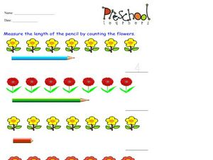Pencil Length Worksheet