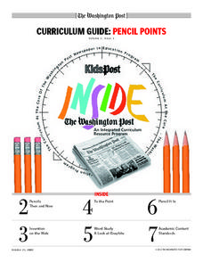 Pencil Points Lesson Plan