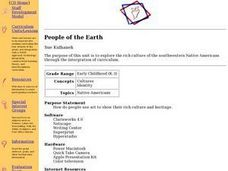 People of the Earth Lesson Plan