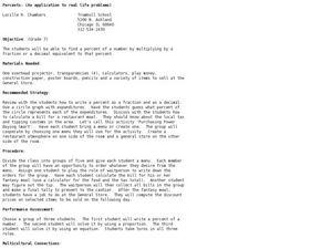 Images Of Worksheets For Ordering Off A Menu Moreover Worksheets For ...