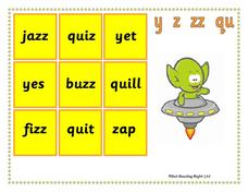 Phonics Tic-Tac-Toe Worksheet