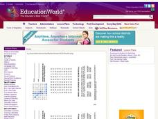 Phonics Word Search: pr Lesson Plan