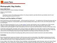 Photographic Map Studies Lesson Plan