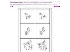 Picture Cards Worksheet