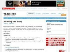 Picturing a Story Lesson Plan