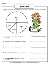 Pie Graph Worksheet