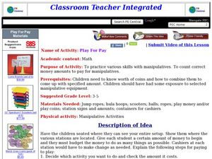 Play For Pay Lesson Plan