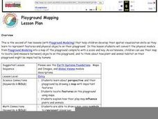 Playground Mapping Lesson Plan