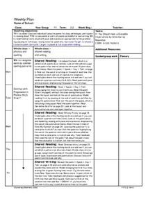 Poetry Read Aloud Lesson Plan
