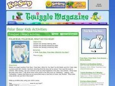 Polar Bear Literacy Activity Lesson Plan