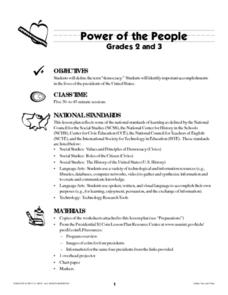 Power of the People Lesson Plan