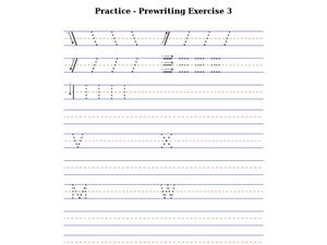 Prewriting Exercise  3 Worksheet