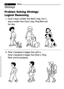 logic problems for 2nd graders 1000 ideas about math logic puzzles on pinterest logical. Black Bedroom Furniture Sets. Home Design Ideas