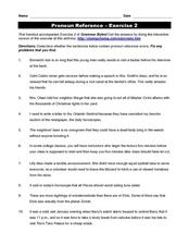 Worksheet Parallel Structure Worksheet parallel structure worksheet exercise 1 answers intrepidpath 3 worksheets