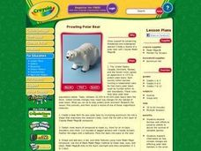 Prowling Polar Bear Lesson Plan