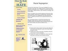 Racial Segregation Lesson Plan