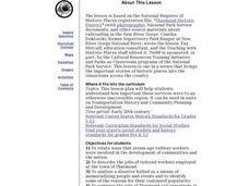 Railway Workers Lesson Plan