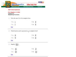 Ratio to Fraction Worksheet