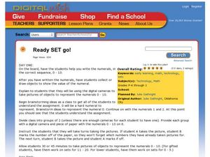 Ready, Set, Go!! Lesson Plan