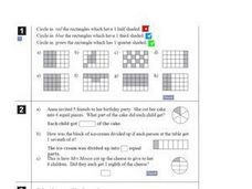Rectangles and Shapes Worksheet