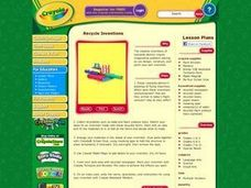 Recycle Inventions Lesson Plan
