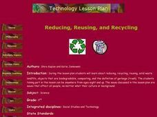 Reducing, Reusing, and Recycling Lesson Plan
