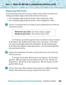 Worksheet Vivid Verbs Worksheet vivid verbs worksheet 5th grade list of for third math replacing dull 4th lesson pla worksheet