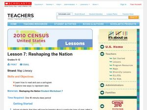Reshaping the Nation Lesson Plan