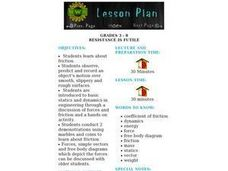 RESISTANCE IS FUTILE Lesson Plan